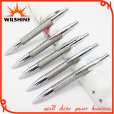 Good Quality Metal Braid Ballpoint Pen for Business Gift (BP0051)