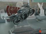 Granite Motor Shape Monument / Tombstone for Cemetery