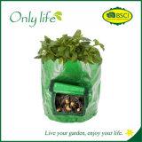 Onlylife Felt Economical Vegetable Grow Bag Recycling Garden Planter