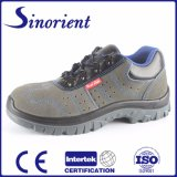 Genuine Leather Steel Toe Safety Shoes Factory RS6162