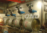 Stainless Steel Gear Worm Flange Type Ball Valve