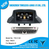 Car DVD Player for Renualt Megane III 2009-2011 with Built-in GPS A8 Chipset RDS Bt 3G/WiFi Radio 20 Dics Momery (TID-C145)