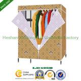 Fashion Folding PP Non Woven Fabric Cloth Wardrobe (LD-135B)
