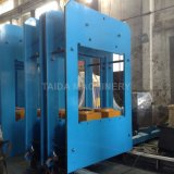 Hydraulic Rubber Conveyor Belt Curing Vulcanizing Press Vulcanizer Machine