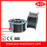 OEM Hardware CNC Machining Steel Pulley