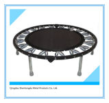 Sld. 38′′-Y5c-T Pipe Plug Trampoline with (elastic rope ball)