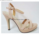 Summer Sexy High Heel Platform Lady Sandals Comfortable Women Sandals