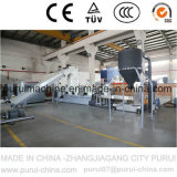Single Screw Plastic Recycling System with 200kg/Hr Output