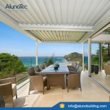 Durable Waterproof Louver Pergola Sunshading Roof System