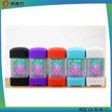 Illumination Wireless Mini Bluetooth Speaker with LED Flash Light