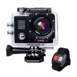 4k HD Dual Screen Waterproof Action Camera with Remote Control