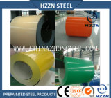 All Ral Colors PPGI Steel Coil for Sandwich Panel