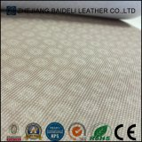 PVC Synthetic Leather Furniture Fabric with Fire Resistance