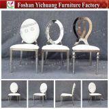 Chinese Furniture Wholesale Wedding Stainless Steel Chairs Yc-As51