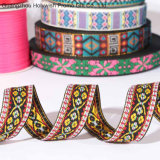 Nylon Tape Embroidery Ribbon for Garment with 38mm Width Packing