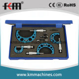 0-150mm X 0.01mm 4PCS Outside Micrometer