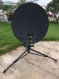 1.2m Full Carbon Fiber Flyaway Rxtx Satellite Dish Antenna