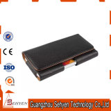 Universal Horizontal Leather Case for iPhone and Samung