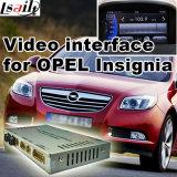 Car Video Interface for Opel Insignia Antara Astra Zafira etc, Android Navigation Rear and 360 Panorama Optional