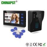 New Wired Home Indoor Outdoor Intercom Video Doorbell (PST-VD704T-ID)
