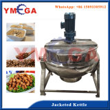 Industrial Stainless Steel Electric and Steam Pressure Jacketed Cooker