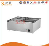 Electric Bain-Marie Stainless Steel Electric Bain Marie Sc-X9a-1