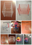 Metal Wire Cage Bin Storage Container Ce & ISO SGS Approved