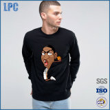 OEM Printing Good Quality Fleece Crew Neck Sport Sweatshirt