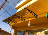 Economic Durable Easy Assembly Euro-Design Cheap Outdoor DIY PC Awnings (YY1500-H)