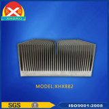 Custom Anodized Aluminum Heat Sink with ISO9001 Certified