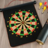 2017 New Roll up Magnetic Dartboard