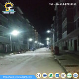45W Solar Powered Street Lights, with Certificated, Equal to 200W High Pressure Sodium Lamp