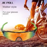 Jie Polly Cycling Outdoor Sports Sunglasses UV400 Protective Sunglasses