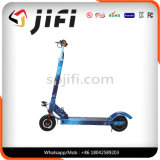 8 Inches Two Wheels Kick Electric Scooter with LCD Screen