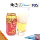 330ml Natural Malt Beer Wine with Refreshing Taste and Rich Foam and Aluminum Tin From Beer Factory with ISO, HACCP Certificate