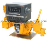 Preset Industrial Positive Displacement Flow Meter