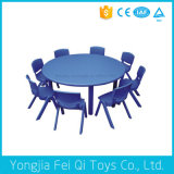 Educational Equipment-Plastic Round Table for Kid