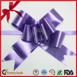 "PP Material Single Color 1.5"" Butterfly Pull Bow"