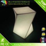 Modern Rotational Molding LED Light Sex Stool
