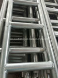 Galvanized Scaffolding Steel Ladder Beam for Construction