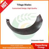 Cultivator Tiller Blade Agritulture Rotary Blade Filed Managing Tiller Blade