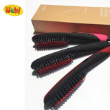 2016 Hot Sale LCD Electric Hair Straightener Brush