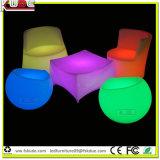 Wholesale LED Illuminated Stool LED Furniture with WiFi Control