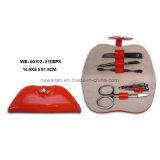 Nail Kit Shape 5PCS Nail Tools Travel Gift Pedicure Set
