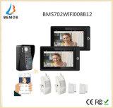Home Security WiFi Video Door Phone Remote Unlock Doorbell