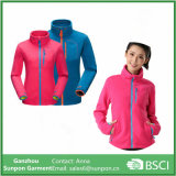 New Fashion Design Warm Coat Women Fleece Sport Jacket