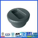Container Foundation Double Flush Foundation Transversal