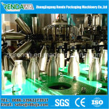 SUS Automatic Alcohol Liquid Filling Bottling Machine