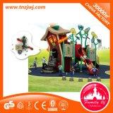 Luxury Outdoor Playground Kids Plastic Tube Slide