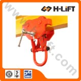 Push Trolley Clamp with Shackle (TCSP Type)